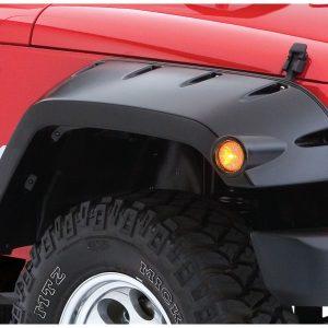 BW-10045-02 Bushwacker Pocket Style Fender Flares image 2