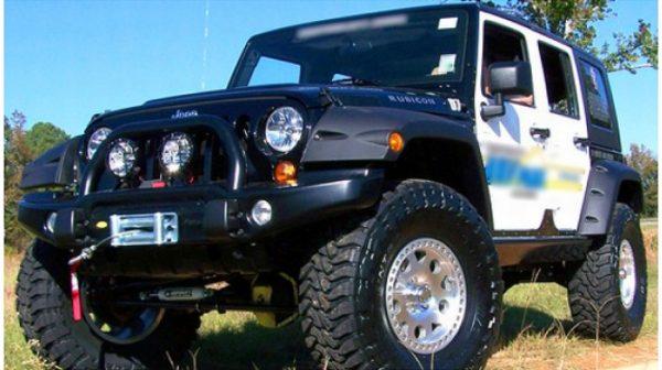 BW-10045-02 Bushwacker Pocket Style Fender Flares image 8