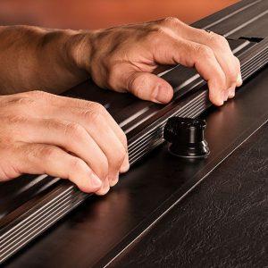13 Roll-N-Lock MSeries Tonneau Cover Finger Insulator Grip image