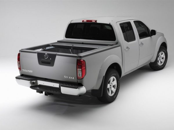 14 Roll-N-Lock MSeries Tonneau Cover Mid Size Truck image