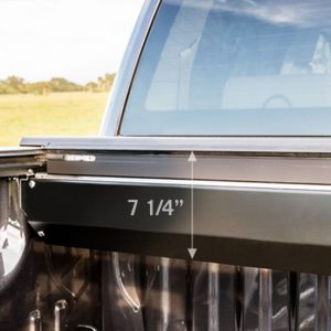 19 Roll-N-Lock MSeries Tonneau Cover Compact Housing Flush Handle image
