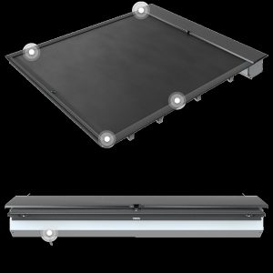 24 Roll-N-Lock MSeries Tonneau Cover_ Roll Up Canister image