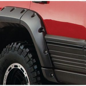 BW-10916-07 Bushwacker Cut-Out Fender Flares set of 4 image 4