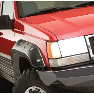 BW-10916-07 Bushwacker Cut-Out Fender Flares set of 4 image 5