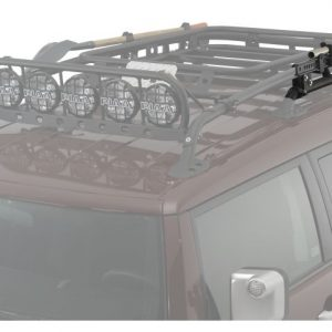 3840 Toyota FJ Cruiser Off-Road Jack Mount – OEM Rack image 1
