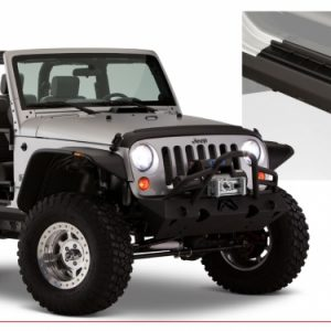 BW-14011 Jeep Trail Armor Rocket Panel & Sill Plate Pair -2 door