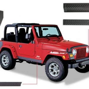 14901 Jeep Trail Armor 6 Piece Set image 1