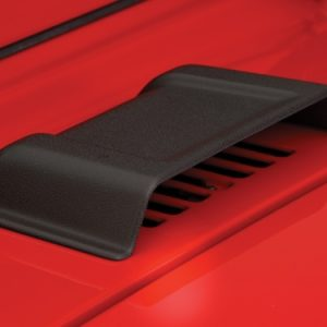 15001 Jeep Trail Armor Hood Scoop – Smooth
